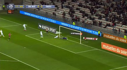 Nice vs Troyes