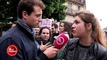 Interview d'une anti-avortement (Petit Journal)