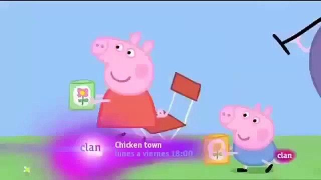 Peppa Pig en español El Jardin de Peppa y George capitulos completos y videos de PEPPA PIG