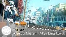 Trailer - Agents of Mayhem (Annonce de l'ex Saints Row 5 !)