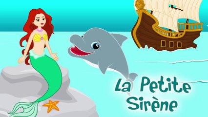 La Petite Sirène - Dessin animé en français - Conte pour enfants avec les P'tits z'Amis
