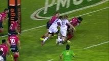 TOP 14 - Toulon - Bordeaux-Bègles - 44-3 - Essai James O'CONNOR (TLN) - J26 - Saison 2015-2016