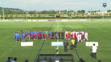 Résumé : Finale Coupe Rhône-Alpes Senior