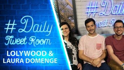 """Lolywood chante """"J'préfère te prévenir"""" dans la #DailyTweetRoom"""