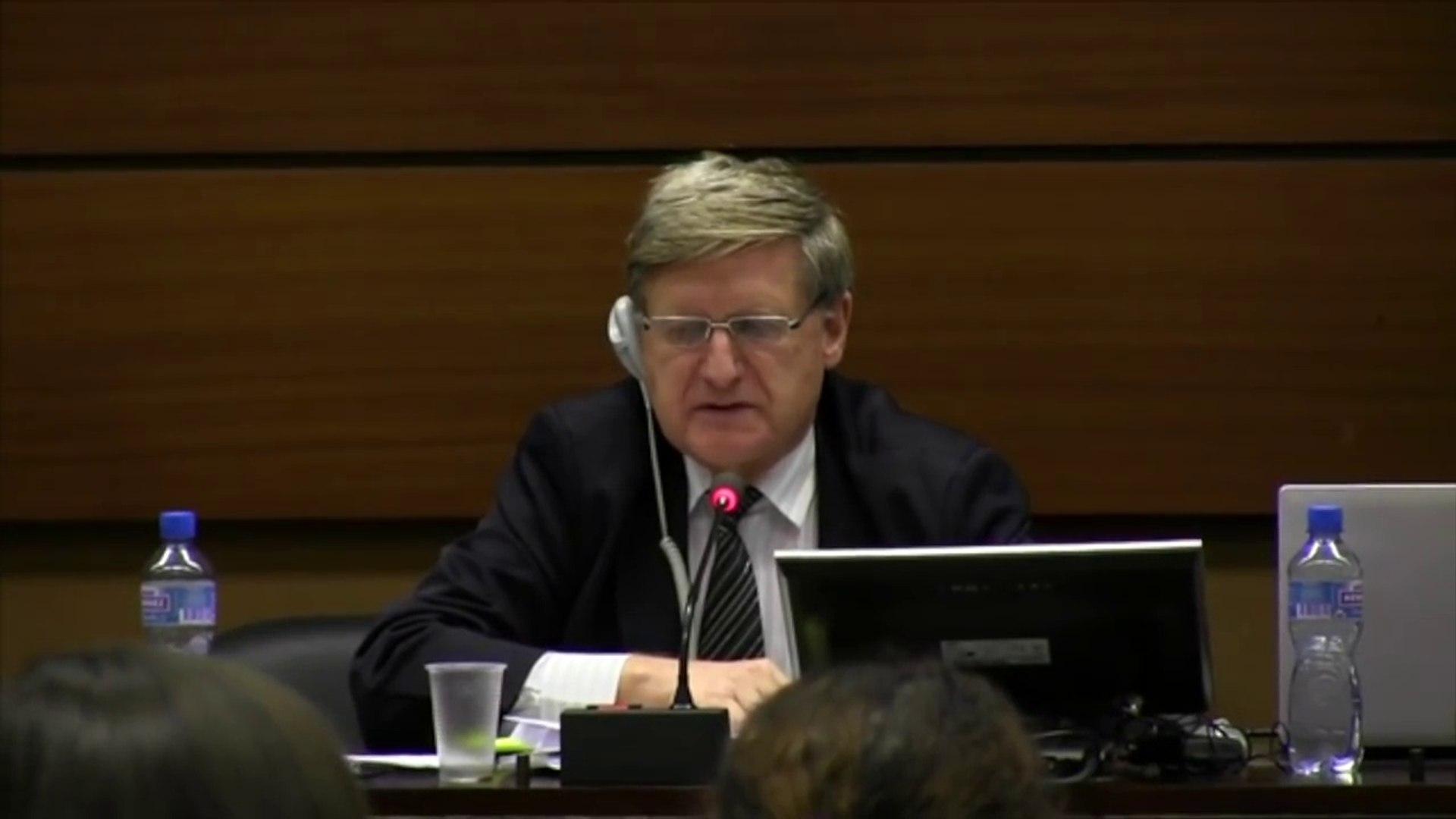 Бельгийский правозащитник Вилли Фотре про А. ДворкиÐ