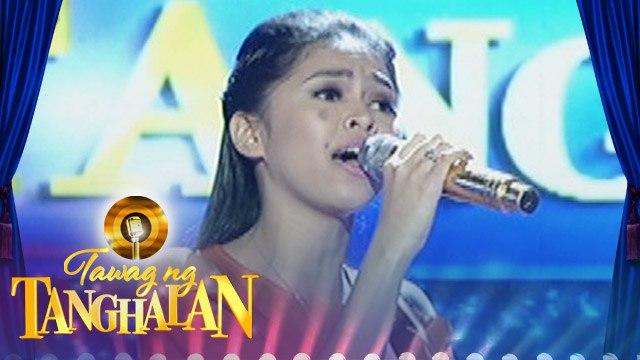 Tawag ng Tanghalan: Marielle Montellano | You Don't Have to Say You Love Me (Round 4 Semifinals)