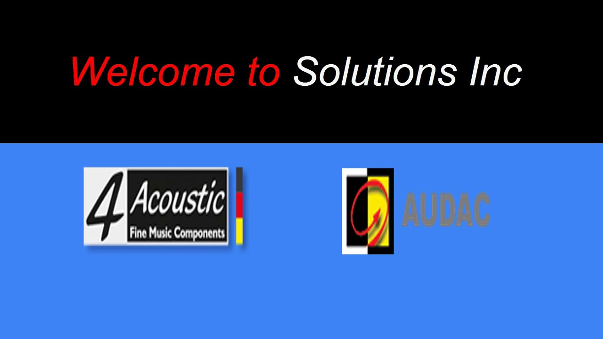 Solution Inc Products
