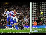 Arsenal vs Queens Park Rangers 1-0 (31/12/2011) with ALL the match highlights.