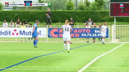 Replay : Finale Coupe Rhône-Alpes Féminine