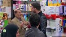 عراقي يصفع ممثل في كاميرا خفية يمثل دور شاب يهين أباه في محل تجاري