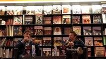 Max Biaggi presentazione del suo libro (er sor Pietro)Roma 28/11/2013