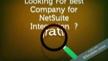 Netsuite Integration, Netsuite Erp Integration, Netsuite Ecommerce Integration