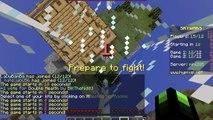"Minecraft: ""MOST AWKWARD JUMP IN MINECRAFT HISTORY??!!"". SOLO SKYWAR #9"