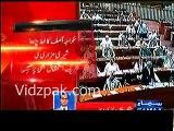 Shazia Murree & Shah Mehmood Qureshi bashes Khawaja Asif in Parliaments & demands resignation