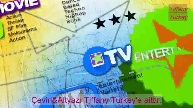 [TRSUB]Tiffany-Interview Entertainment Weekly Türkçe Altyazılı