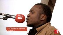 """Les Maliens de Songhoy Blues jouent """"Al Hakou"""" - Festival gnawa d'Essaouira, Maroc"""