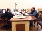 CHIEF MINISTER SINDH SYED QAIM ALI SHAH MEET MD WATERBOARD ................ KARIM WASSAN MEDIA CELL CM HOUSE SINDH.