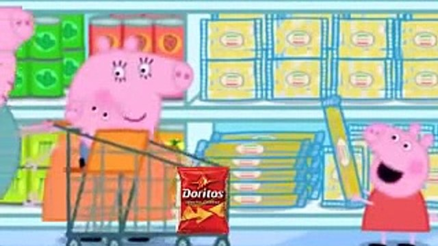 MLG peppa pig shopping
