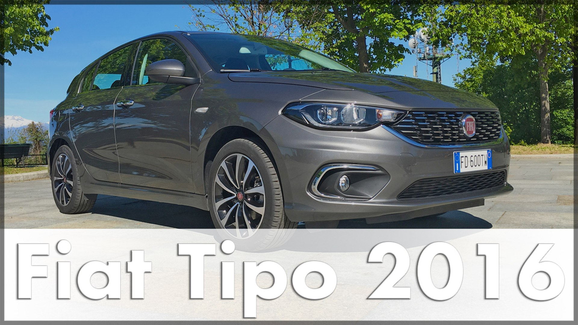 Fiat Tipo 2016 Test Drive & Review 1.4L petrol | Five-door | Hatchback | Car | English