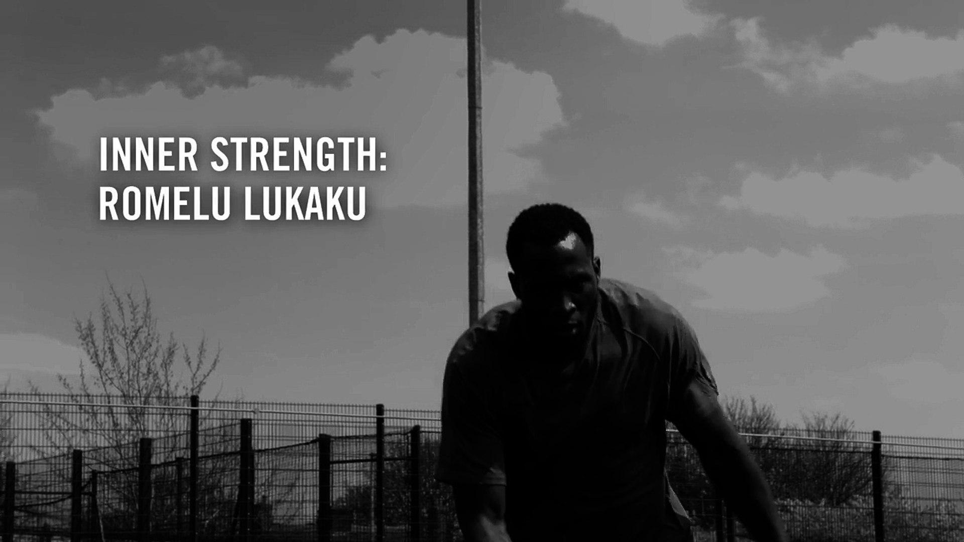 Romelu Lukaku stars in new Nike ad Inner Strength