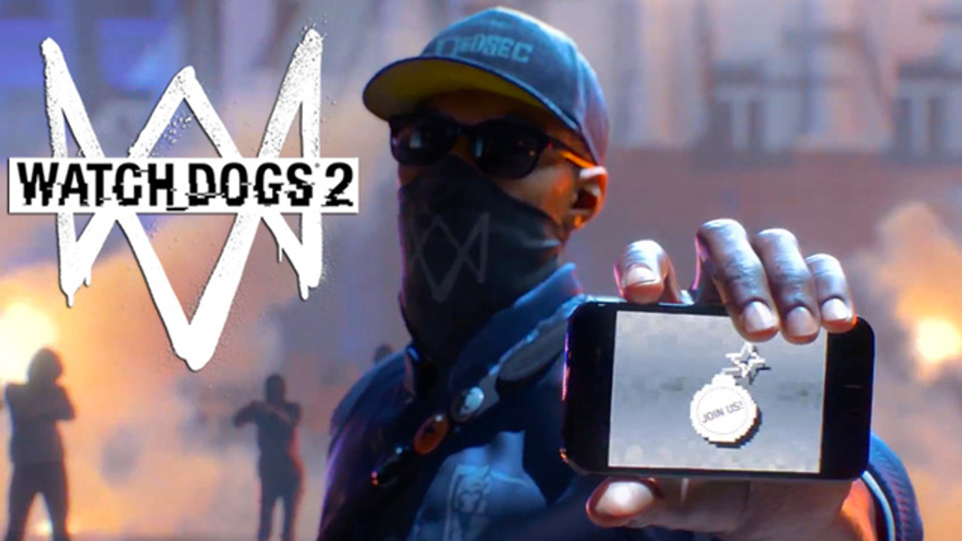 Cinematic E3 2016 Trailer - Watch Dogs 2