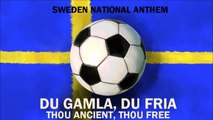 Dance Anthems - SWEDEN NATIONAL ANTHEM - Du Gamla Du Fria