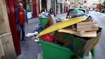 Amoncellement de poubelles à Paris : «On sent l'épidémie qui approche»