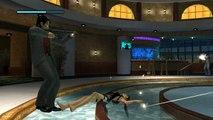 Ryona-Lara Croft gets destroyed in Tomb Raider Legend