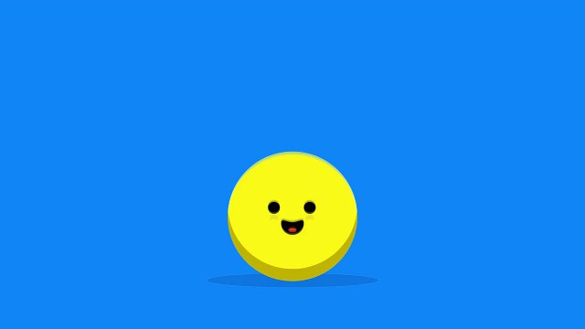 Happy Sun Animation