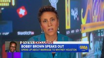 Bobby Brown Opens Up About Relationship With Whitney Houston