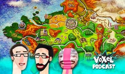 Voxel podcast 6# Les cartes dans le jeu vidéo