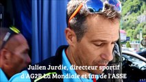 Julien Jurdie, directeur sportif d'AG2R La Mondiale et fan de l'ASSE sera devant sa télévision pour l'Euro de foot