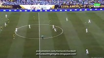 Edinson Cavani Super Curve SHOOT - Uruguay vs Venezuela - 09-06-2016 Copa America