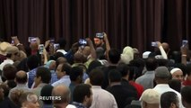 Thousands gather for Muslim funeral honoring Muhammad Ali