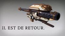 Destiny : Les Seigneurs de Fer - Bande annonce de précommande