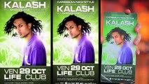 spot kalash dj shabin by Dem style events le 29 octobre au life  a lyon RED FRUITS