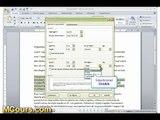 Tutoriel WORD 2007: Cours N°17 Créer interligne et espacement