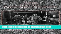 Collection Book Voices from the Appalachian Coalfields