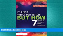 READ book  It s Not What You Teach But How: 7 Insights to Making the CCSS Work for You  BOOK