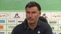 Foot - L1 - St. Etienne : Galtier «ne compte plus sur Mollo»