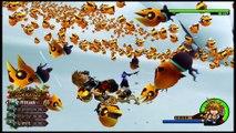 Kingdom Hearts 2 HD 2.5 ReMix {PS3} part 39 Gameplay