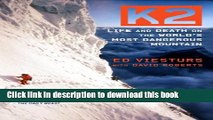 [PDF] K2: Life and Death on the World s Most Dangerous Mountain Popular Online