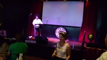 Nina Simone - Feeling Good - Green Team Highball Karaoke Olympics