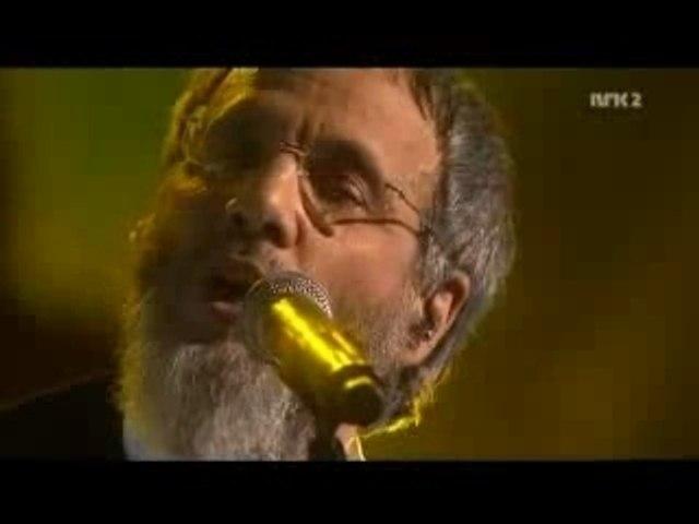Peace Train-Yusuf Islam-Cat stevens-Oslo-2006