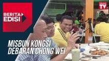 Misbun Kongsi Debaran Chong Wei