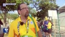 A Rio de Janeiro, les bénévoles des Jeux olympiques racontent leur expérience