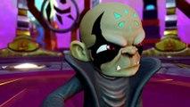 Skylanders Imaginators : Kaos Trailer