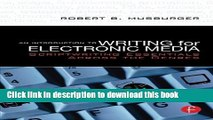 Electronic Media An Introduction - video dailymotion