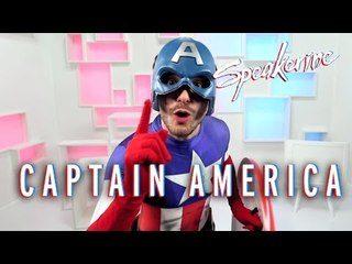 Captain America - Speakerine