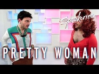 Pretty Woman - Speakerine